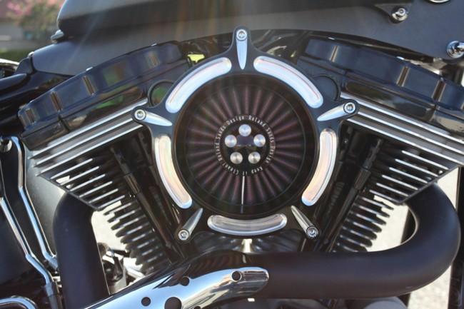 【RSD Roland Sands Design】空氣濾清器 (TURBINE/鍍鉻) - 「Webike-摩托百貨」