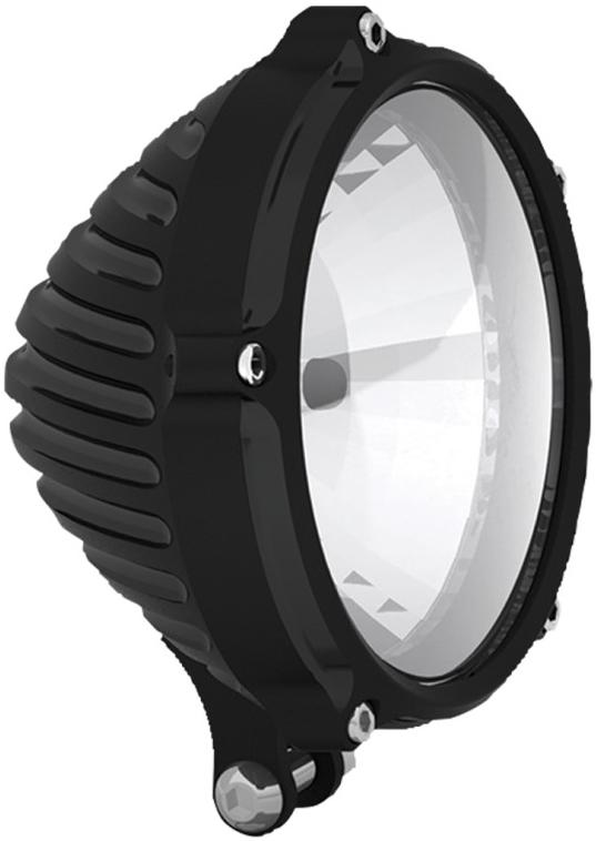 【RSD Roland Sands Design】頭燈 (NOSTALGIA/消光黑) - 「Webike-摩托百貨」