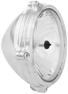 【RSD Roland Sands Design】Bezel 頭燈 (VINTAGE/電鍍) - 「Webike-摩托百貨」