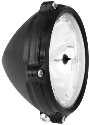 【RSD Roland Sands Design】Bezel 頭燈 (VINTAGE/消光黑) - 「Webike-摩托百貨」