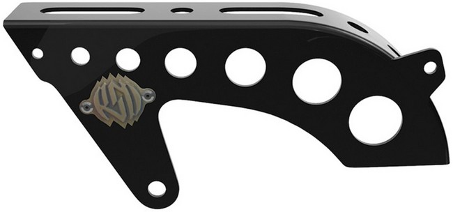 【RSD Roland Sands Design】前傳動皮帶盤護蓋 (TRACKER/亮黑色) - 「Webike-摩托百貨」