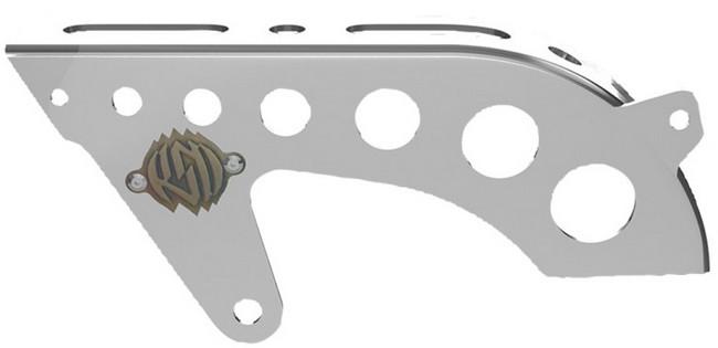 【RSD Roland Sands Design】前傳動皮帶盤護蓋 (TRACKER/電鍍) - 「Webike-摩托百貨」