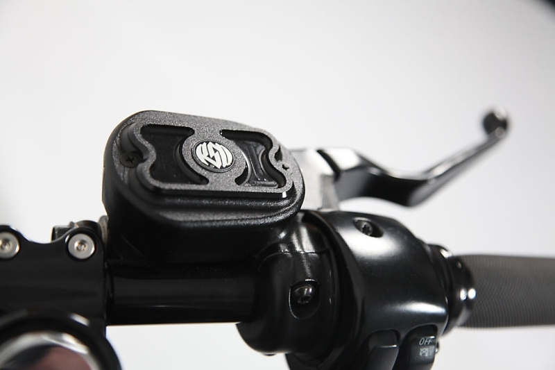 【RSD Roland Sands Design】前主缸蓋 (黑色) - 「Webike-摩托百貨」