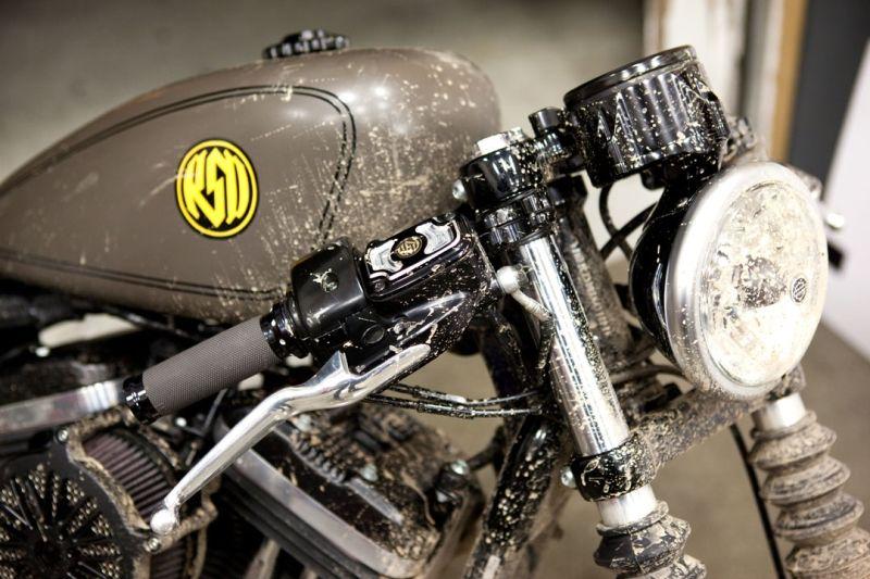 【RSD Roland Sands Design】前主缸蓋 (對比色) - 「Webike-摩托百貨」