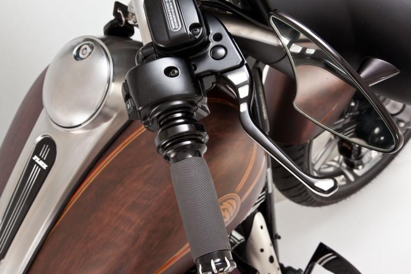 【RSD Roland Sands Design】離合器&煞車拉桿組 (AVENGER/對比色) - 「Webike-摩托百貨」