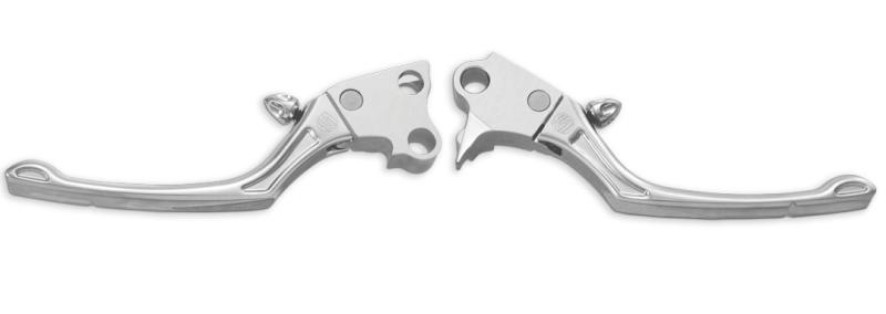 【RSD Roland Sands Design】離合器&煞車拉桿組 (REGULATOR/電鍍) - 「Webike-摩托百貨」
