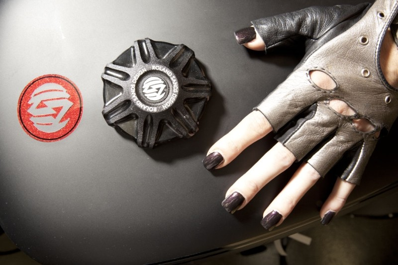 【RSD Roland Sands Design】油箱蓋 (TECH/消光黑) - 「Webike-摩托百貨」