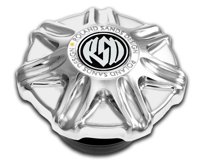 【RSD Roland Sands Design】LED油量指示型油箱蓋 (TECH/電鍍) - 「Webike-摩托百貨」