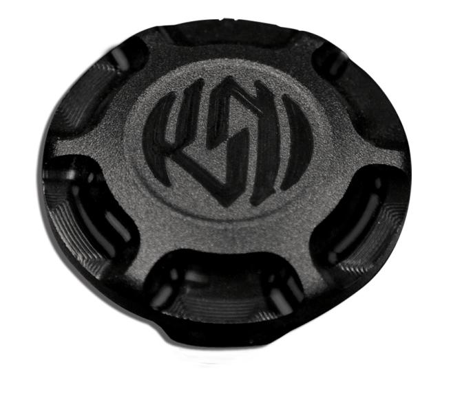 【RSD Roland Sands Design】油箱蓋 (VINTAGE/消光黑) - 「Webike-摩托百貨」
