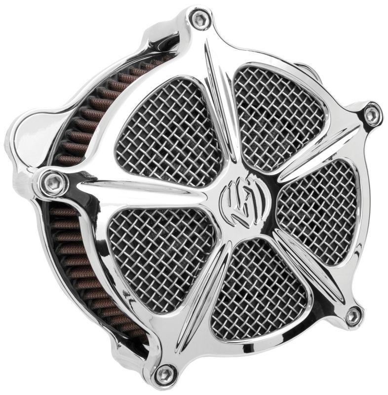 【RSD Roland Sands Design】空氣濾清器 (VENTURI SPEED 5/鍍鉻) - 「Webike-摩托百貨」