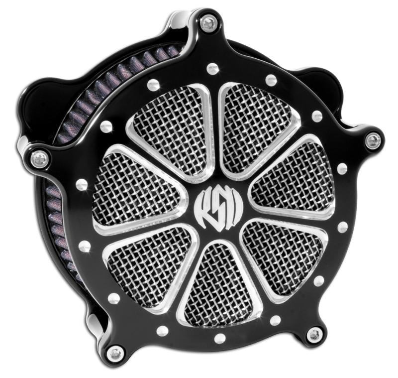 【RSD Roland Sands Design】RSD/PM 空氣濾清器用飾蓋 (SPEED 7/Contrast-Cut) - 「Webike-摩托百貨」