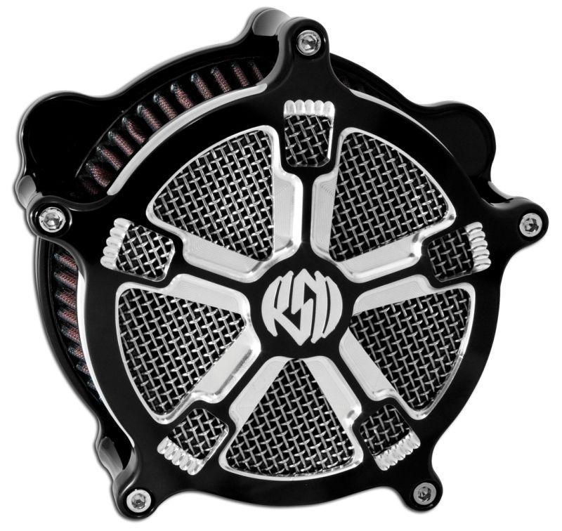【RSD Roland Sands Design】RSD/PM 空氣濾清器用飾蓋 (TURBO/Contrast-Cut) - 「Webike-摩托百貨」