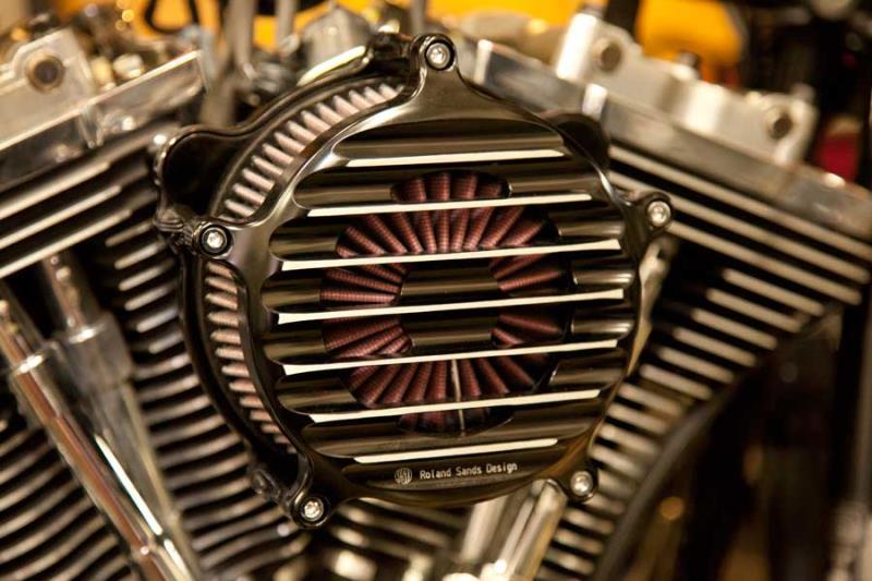 【RSD Roland Sands Design】NOSTALGIA 空氣濾清器 (Contrast-Cut) - 「Webike-摩托百貨」