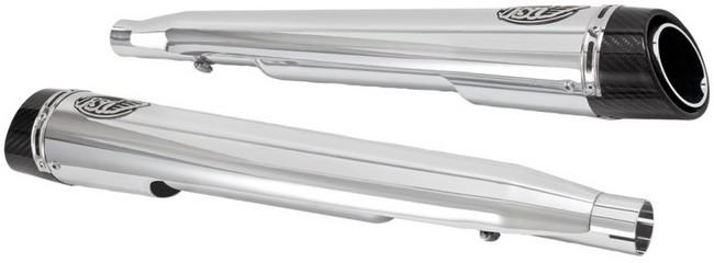 【RSD Roland Sands Design】SLANT 排氣管尾段 (電鍍) - 「Webike-摩托百貨」