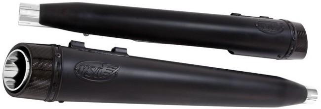 【RSD Roland Sands Design】SLANT 排氣管尾段 (黑色) - 「Webike-摩托百貨」