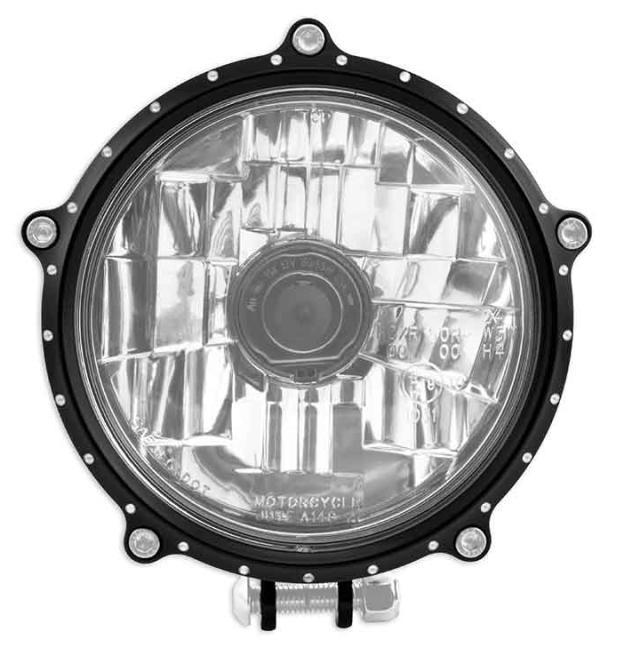 【RSD Roland Sands Design】TRACKER 頭燈 (對比色) - 「Webike-摩托百貨」