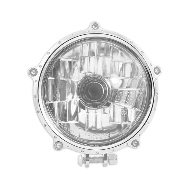 【RSD Roland Sands Design】TRACKER 頭燈 (電鍍) - 「Webike-摩托百貨」