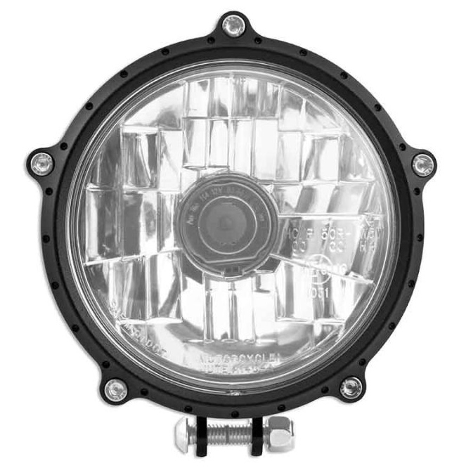 【RSD Roland Sands Design】TRACKER 頭燈 (消光黑) - 「Webike-摩托百貨」