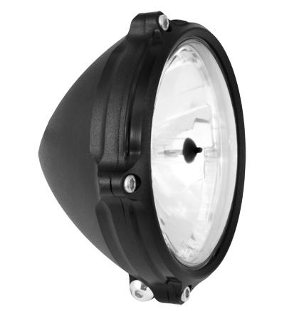 【RSD Roland Sands Design】VINTAGE 頭燈 (消光黑) - 「Webike-摩托百貨」