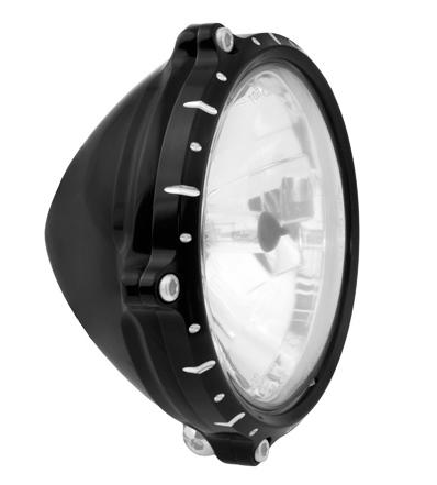 【RSD Roland Sands Design】CHRONO 頭燈 (對比色) - 「Webike-摩托百貨」