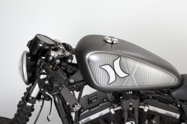 【RSD Roland Sands Design】Cafe Gauge 儀錶安裝底座 & 重置頭燈 - 「Webike-摩托百貨」