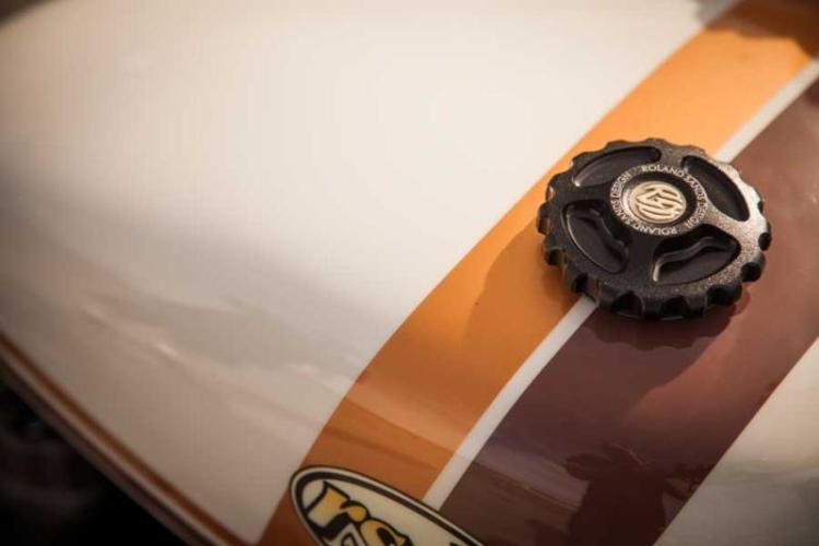【RSD Roland Sands Design】徽章套件 (消光黑/無標誌) - 「Webike-摩托百貨」
