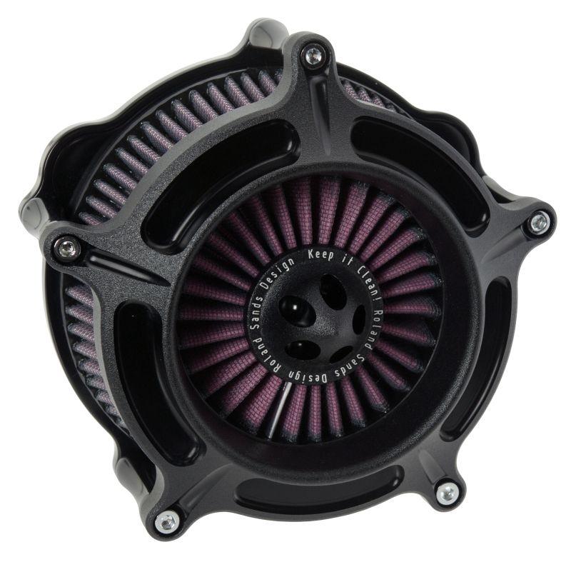 【RSD Roland Sands Design】空氣濾清器 (TURBINE/黑色-OPS) - 「Webike-摩托百貨」