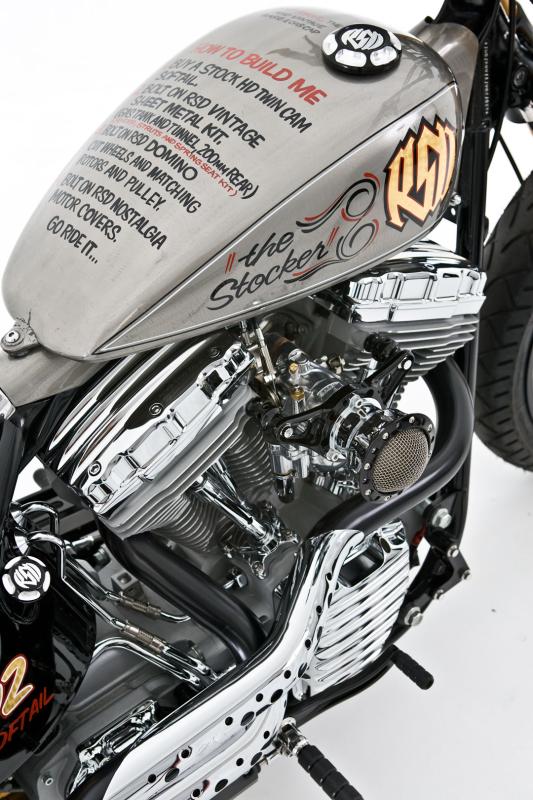 【RSD Roland Sands Design】油箱 (VINTAGE) - 「Webike-摩托百貨」