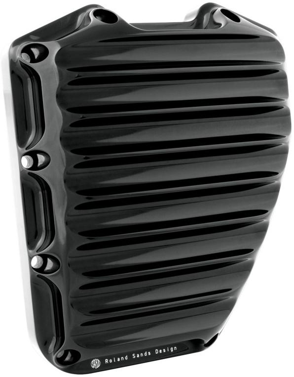 【RSD Roland Sands Design】正時鏈條外蓋 (NOSTALGIA/黑色陽極處理) - 「Webike-摩托百貨」