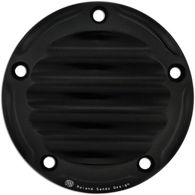 【RSD Roland Sands Design】點火線圈外蓋 (NOSTALGIA/黑色陽極處理) - 「Webike-摩托百貨」