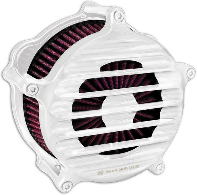 【RSD Roland Sands Design】空氣濾清器 (NOSTALGIA,Velocity,Stack/鍍鉻) - 「Webike-摩托百貨」