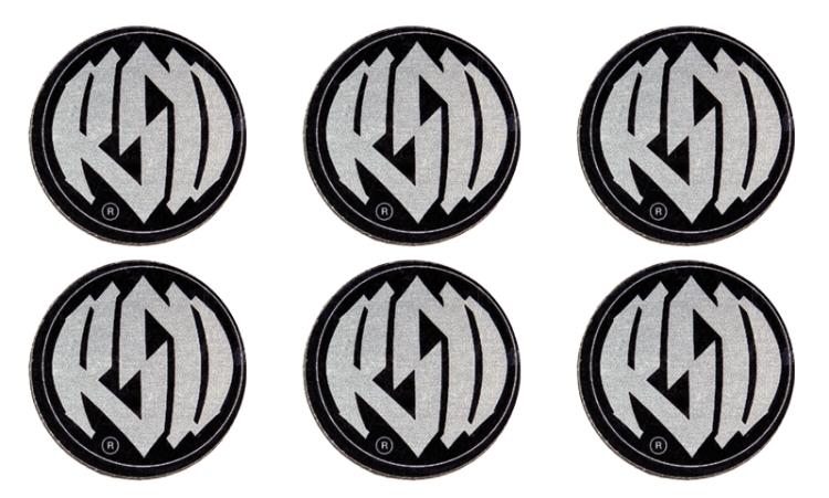 【RSD Roland Sands Design】徽章套件 (對比色/有標誌) - 「Webike-摩托百貨」