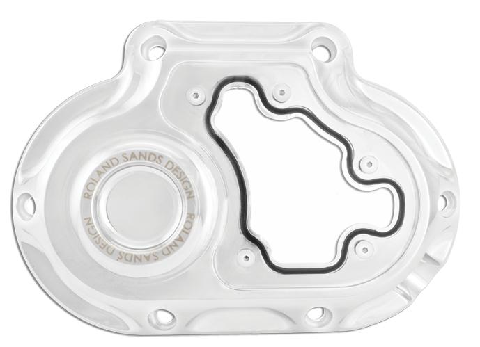 【RSD Roland Sands Design】拉索式離合器外蓋 (CLARITY/電鍍) - 「Webike-摩托百貨」