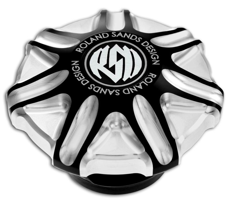 【RSD Roland Sands Design】96-用 油箱蓋 (TECH/對比色) - 「Webike-摩托百貨」