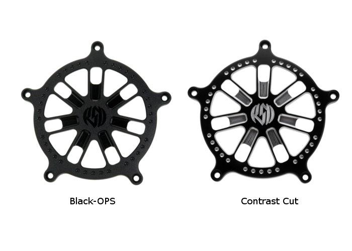 【RSD Roland Sands Design】RSD/PM 空氣濾清器用飾蓋 (SLAM/黑色-OPS) - 「Webike-摩托百貨」
