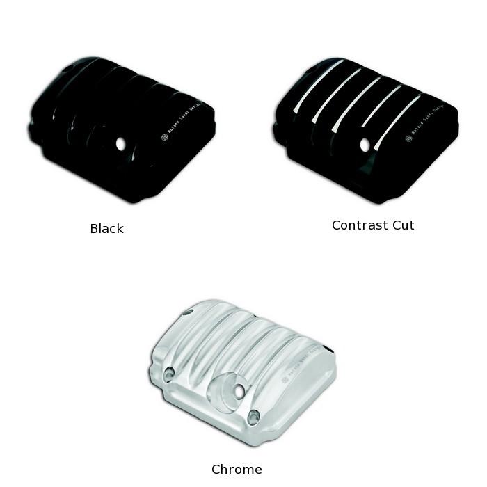 【RSD Roland Sands Design】變速箱上蓋 (NOSTALGIA/電鍍) - 「Webike-摩托百貨」
