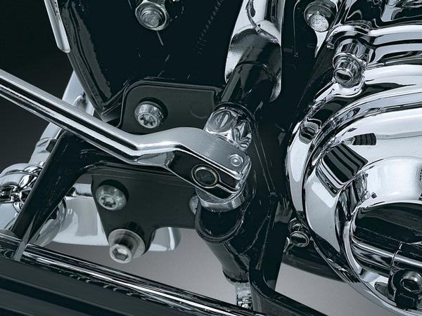 【kuryakyn】FLST用 腳跟打檔踏板去除襯套 - 「Webike-摩托百貨」