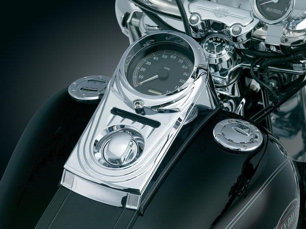 【kuryakyn】儀錶板外蓋 - 「Webike-摩托百貨」
