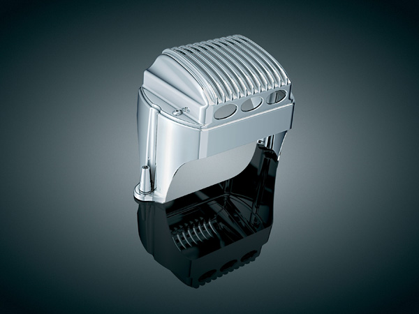 【kuryakyn】電壓調整器外蓋 - 「Webike-摩托百貨」
