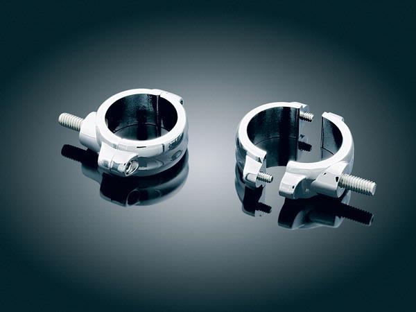 【kuryakyn】2件式前叉固定夾 49mm - 「Webike-摩托百貨」