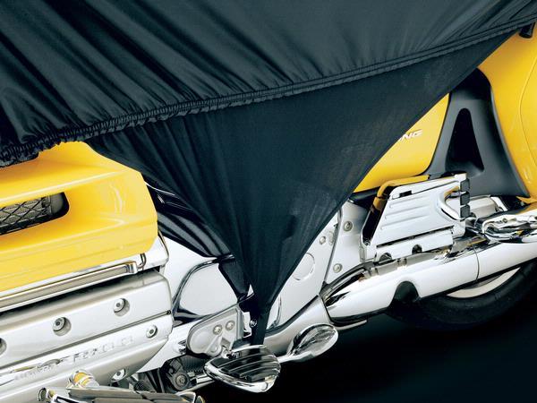 【kuryakyn】摩托車罩(黑/半罩) - 「Webike-摩托百貨」