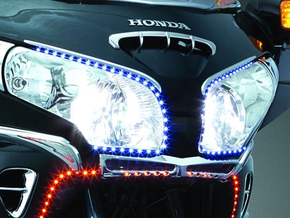 【kuryakyn】Skinni Mini Ultra Bright LED 燈 (白色/1個) - 「Webike-摩托百貨」