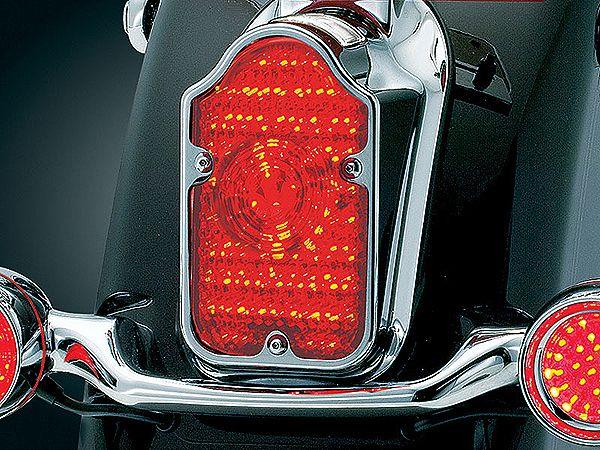 【kuryakyn】LED 尾燈 (紅色) - 「Webike-摩托百貨」
