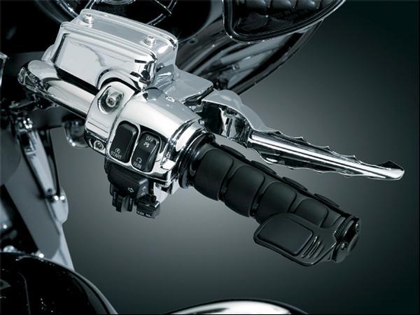 【kuryakyn】ISO 握把套用 油門輔助器 (CONTOUR/黑色) - 「Webike-摩托百貨」