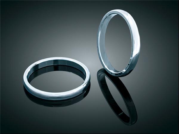 【kuryakyn】Smooth Type・(TRANSFORMER用)裝飾環 - 「Webike-摩托百貨」