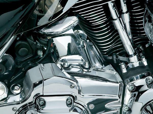 【kuryakyn】後煞車主缸底座蓋 - 「Webike-摩托百貨」