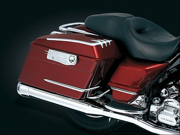 【kuryakyn】側行李箱上蓋裝飾 - 「Webike-摩托百貨」