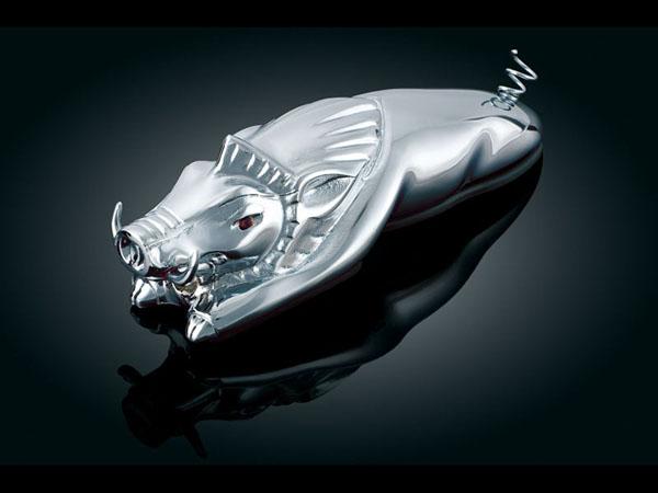 【kuryakyn】前土除裝飾 (WildBoar) - 「Webike-摩托百貨」