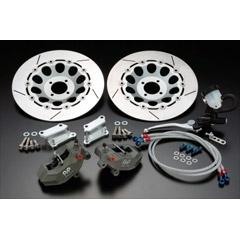 【PMC】Φ320煞車碟盤&CP5569 雙碟套件 - 「Webike-摩托百貨」