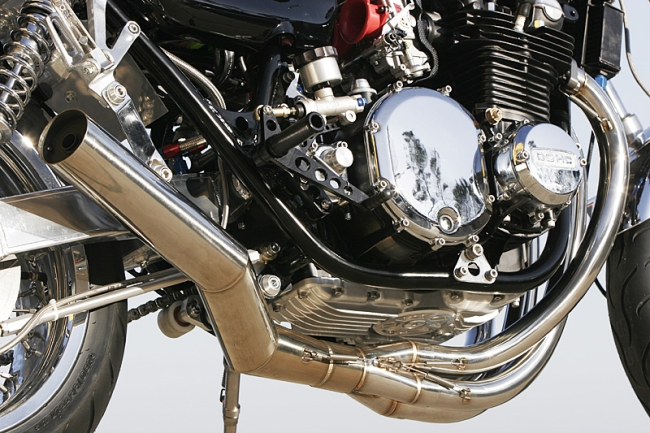 【PMC】不銹鋼 Straight消音器 - 「Webike-摩托百貨」